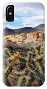 Route 66 Mojave Desert IPhone Case