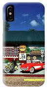 Route 66 Mural IPhone Case