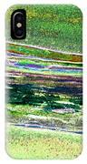 Rowboat Fluorescence 2 IPhone Case