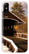 Rowell Bridge IPhone Case