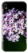 Rows And Flows Of Angel Flowers IPhone Case