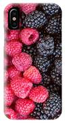 Rows Of  Berries  IPhone Case