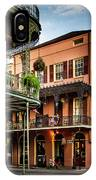 Royal And St. Philip IPhone Case