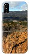 Royal Gorge IPhone Case