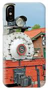 Royal Gorge Train And Depot IPhone Case