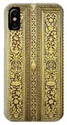 Royal Palace Gilded Doors IPhone Case