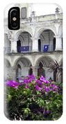 Royal Palace Old Antigua IPhone Case