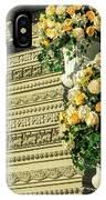 Royal Palace Shrine 04  IPhone Case