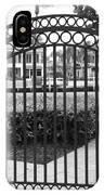 Royal Palm Gate IPhone Case