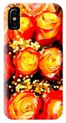 Royal Roses IPhone Case