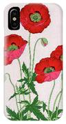 Roys Collection 7 IPhone Case by John Jr Gholson