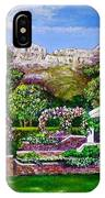 Rozannes Garden IPhone Case