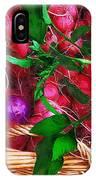 Rubies Organic IPhone Case