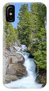 Ruby Falls On A Spring Afternoon IPhone Case