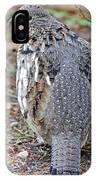 Ruffed Grouse IPhone Case