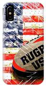 Rugby Football  IPhone Case