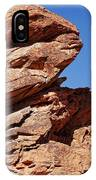 Rugged Beauty IPhone Case