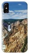 Rugged Lower Yellowstone IPhone X Case