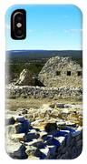 Ruins Of Gran Quivira  IPhone Case