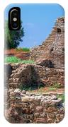 Ruins Of The Ancient City Of Side IPhone Case