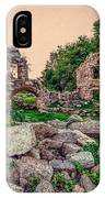 Ruins Of White's Factory - Fallen Blocks IPhone Case