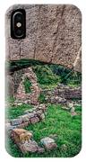 Ruins Of White's Factory - Keystone IPhone Case