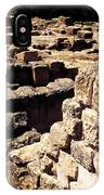 Ruins Of Zippori IPhone Case