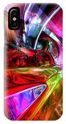 Runaway Color Abstract IPhone Case