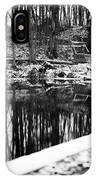 Runeberg's Fountain IPhone Case