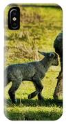 Running Sheep IPhone Case