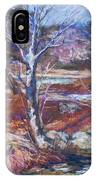 Running Upstream IPhone Case