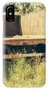 Rural Atmosphere IPhone Case