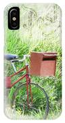 Rural Mailbox IPhone Case
