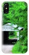 Rush Creek IPhone Case