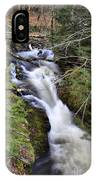 Rushing Montgomery Brook IPhone Case