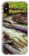 Rushing Stream IPhone Case
