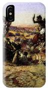 Russell Charles Marion The Broken Rope IPhone Case