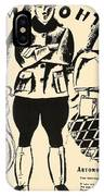 Russia: Mechanic, 1918 IPhone Case