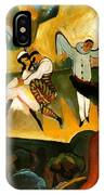Russian Ballet  IPhone Case