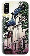 Russian Church IPhone Case