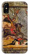 Russian Icon: Demetrius IPhone Case