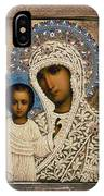 Russian Icon: Mary IPhone Case