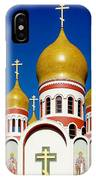 Russian Orthodox IPhone Case