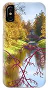 Russian Park IPhone Case by Ariadna De Raadt