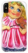 Russian Roly Poly Doll Music Doll IPhone Case