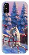 Russian Three-horse IPhone Case