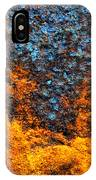 Rust Abstract 3 IPhone Case