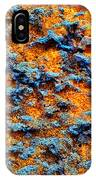 Rust Abstract 6 IPhone Case