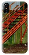 Rust And Mold IPhone Case