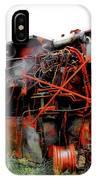 Rust Is Beautiful IPhone Case